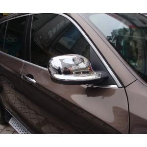 Накладки на зеркала заднего вида BMW X3 (2010-2013)