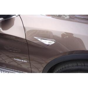 Окантовка поворотников BMW X3 (2010-2013)