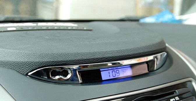 Хром накладки в салон Hyundai Elantra (2011-2015), фото 12