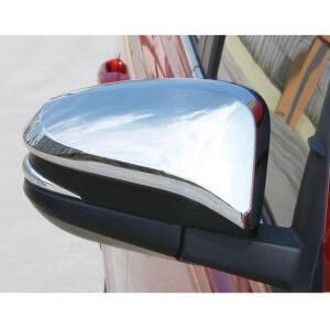 Накладки на зеркала заднего вида Toyota Rav4 (1 тип)