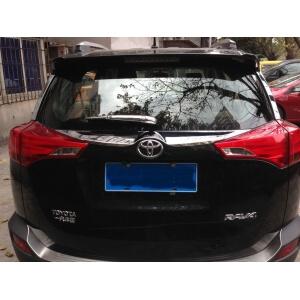 Молдинг на багажник Toyota Rav4 (2013-2015)