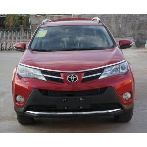 Накладка на капот Toyota Rav4 (2013-2015)
