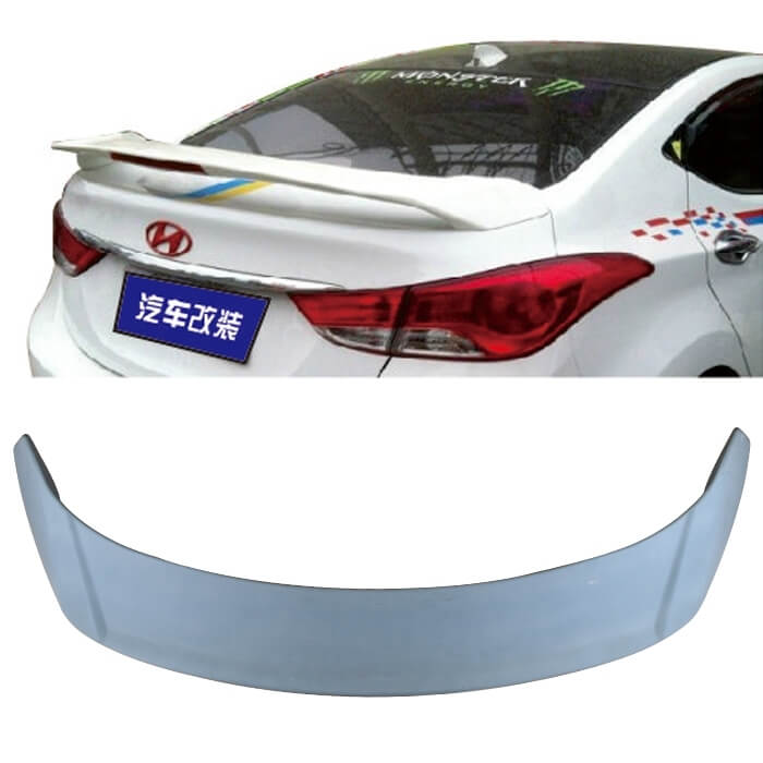 Спойлер на Hyundai Elantra V (11-16) 2 тип