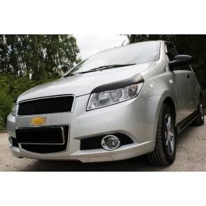 Передние реснички Chevrolet Aveo Хэтчбек