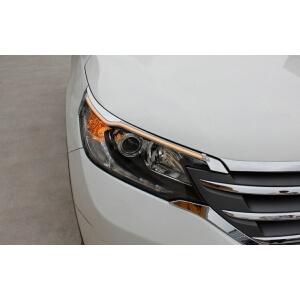 Светодиодные реснички на фары Honda CRV