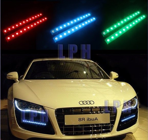 2-х полосные светодиодные райдеры, фото 2