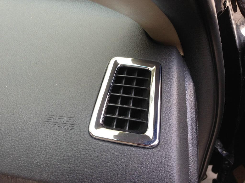 Хром накладки в салон Honda Accord 9 рестайлинг, фото 2