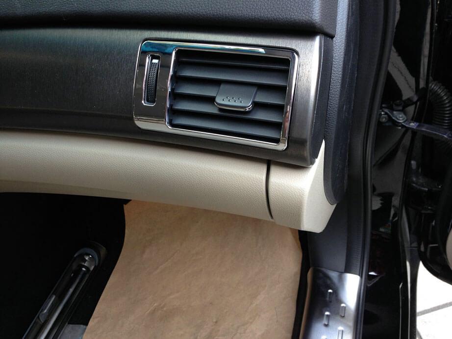 Хром накладки в салон Honda Accord 9 рестайлинг, фото 6