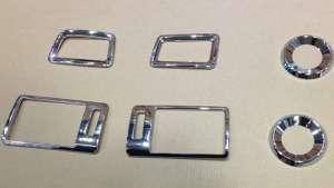 Хром накладки в салон Honda Accord 9 рестайлинг