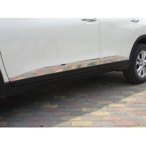 Молдинги на двери Nissan X-Trail T32