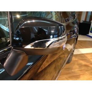 Накладки на зеркала заднего вида Subaru Outback (2015)
