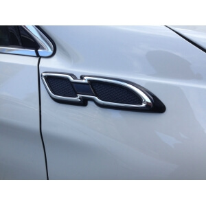 Наклейки на крыло (1 тип) Subaru Outback (2015)