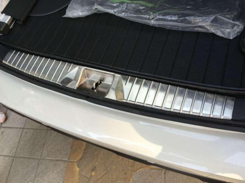 Накладка на бампер (внутренняя) Subaru Outback 5, фото 2