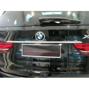 Молдинг на багажник (верхний) BMW X5 F15