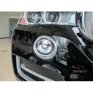 Накладки на передние ПТФ BMW X5 F15