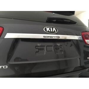 Молдинг на багажник (верхний) Kia Sorento III