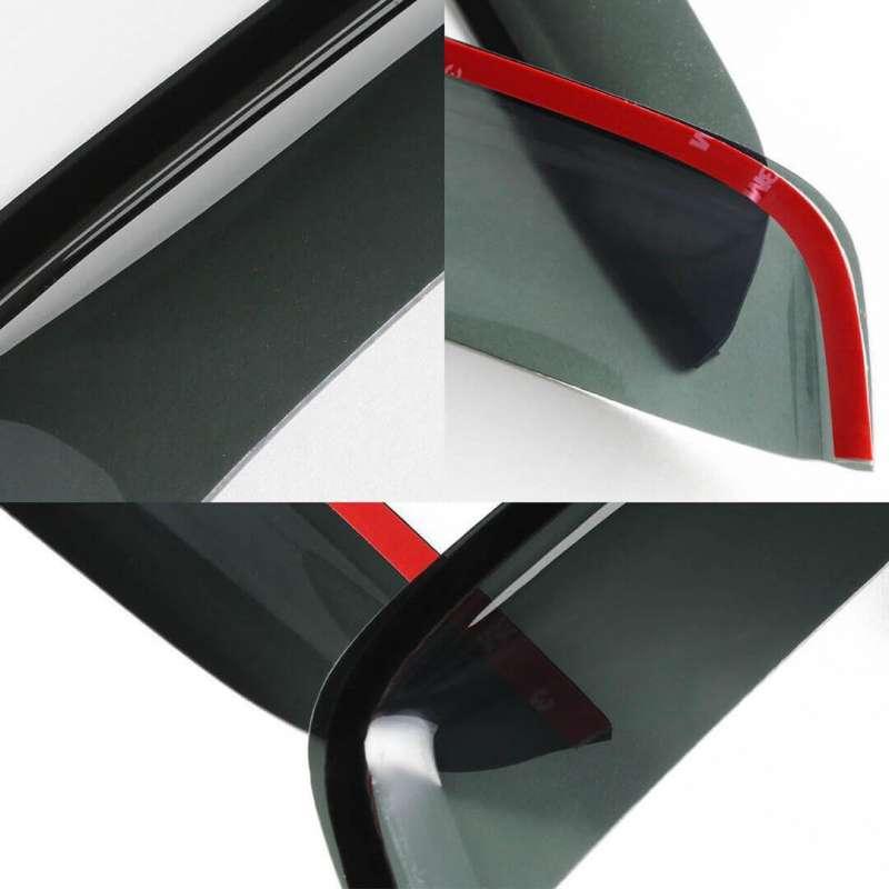 Дефлекторы на боковые стекла, фото 2