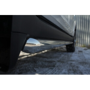 Пороги труба Great Wall Hover H3 2014 – 2016 (вариант 1)