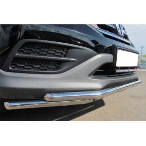 Защита переднего бампера HONDA CR-V 2013 2,0 d42_ 42 (секции) HVZ-001335