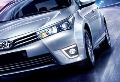 Дневные ходовые огни Toyota Corolla (2013-2015) (1 тип)