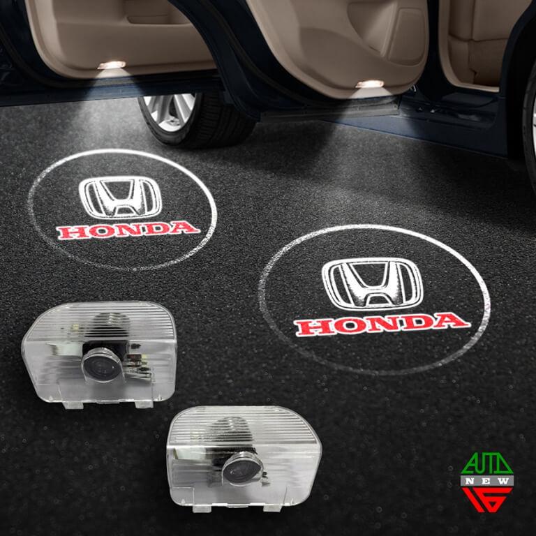 Штатная подсветка дверей Honda Accord 9, фото 2