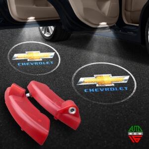 Штатная подсветка дверей Chevrolet Captiva