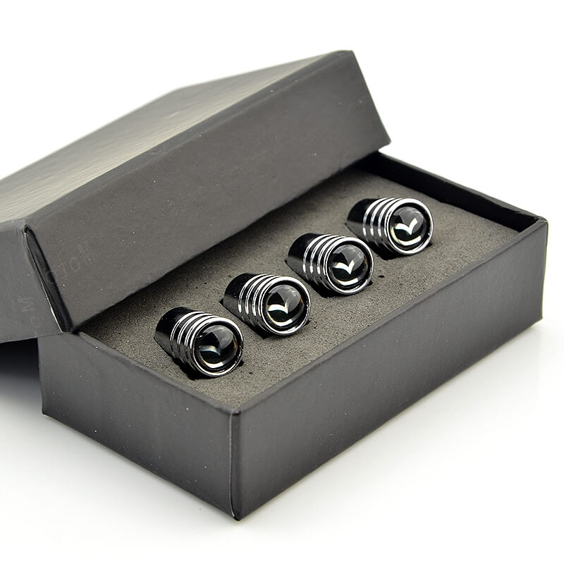 Колпачки на ниппель Mazda, фото 3