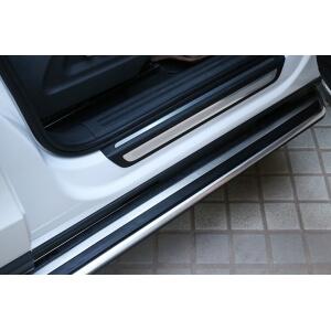Пороги Audi Q3 (2011-2018)