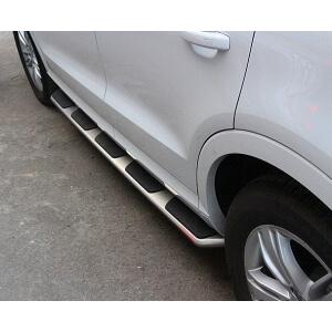 Пороги Audi Q5 (2008-2017)