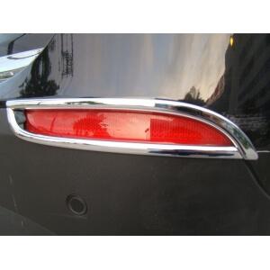 Накладки на задние ПТФ BMW X1 (2009-2012)