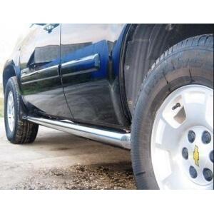 Пороги труба Land Rover Freelander 2006 – 2012 (вариант 1)
