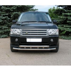 Защита переднего бампера Land Rover Range Rover d76/d76 RRZ-000332