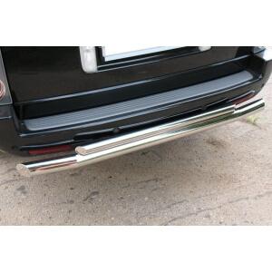 защита заднего бампера Land Rover Range Rover d76/d42 RRZ-000333
