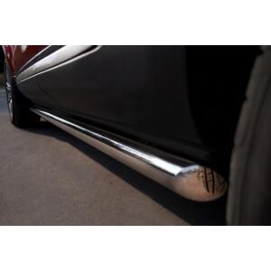 Пороги труба Land Rover Range Rover Evoque Prestige u Pure (вариант 1)