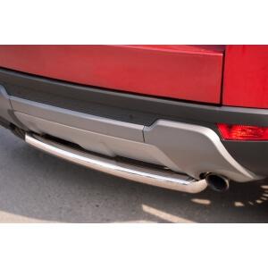 Защита заднего бампера LAND ROVER Range Rover Evoque Prestige u Pure D63 REPZ-000808