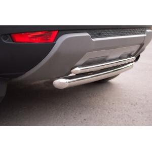 Защита заднего бампера LAND ROVER Range Rover Evoque Prestige u Pure d63_42 (дуга) REPZ-000809