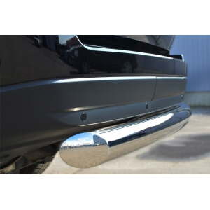 Защита заднего бампера LAND ROVER Vogue 2013 d76 (дуга) LRV-001443