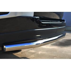 Защита заднего бампера LAND ROVER Vogue 2013 d63 (секции) LRV-001445