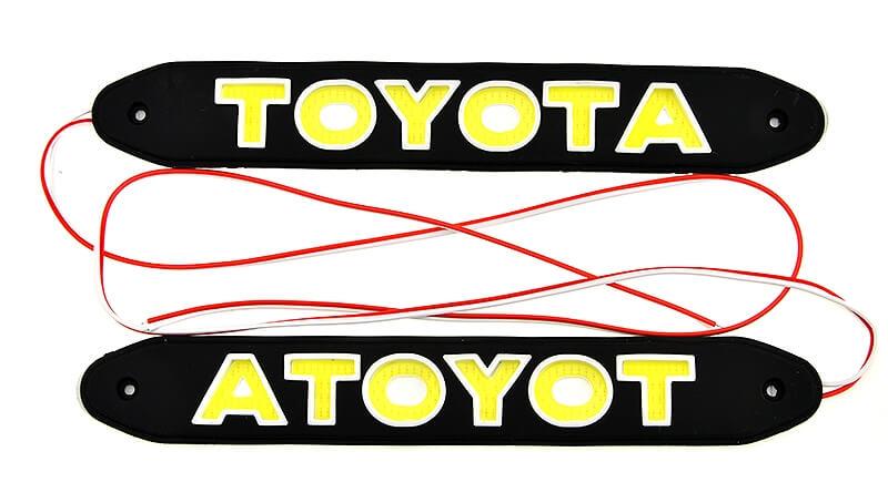 Универсальные ДХО Toyota, фото 3
