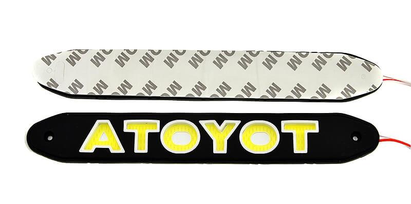 Универсальные ДХО Toyota, фото 4