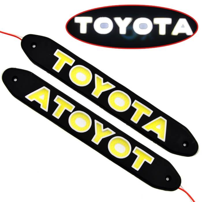 Универсальные ДХО Toyota, фото 5