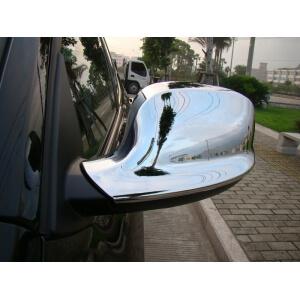 Накладки на зеркала заднего вида BMW X1 (2013-2015)