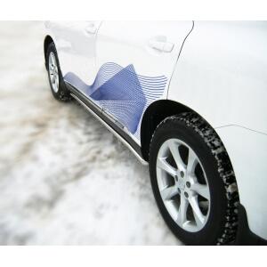 Пороги труба Lexus RX 2009 – 2015