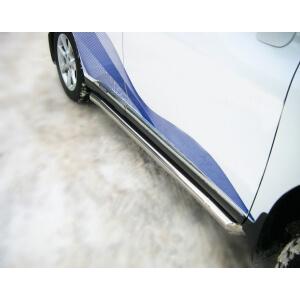 Пороги труба Lexus RX 2009 – 2012