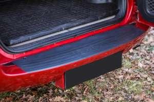 Пластиковая накладка на бампер Toyota Rav4 CA30