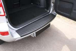 Пластиковая накладка на Toyota Rav4 CA30 рестайлинг