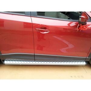 Пороги Mazda CX-5 (2011-2015)