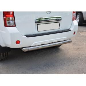 защита заднего бампера Nissan Pathfinder NEW d76 NNZ-000354