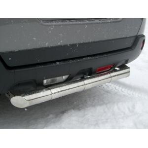 защита заднего бампера NISSAN X-Trail d63 NXZ-000093