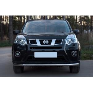 Защита переднего бампера NISSAN X-Trail 2011 d63 XNZ-000960